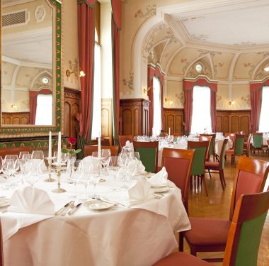 Hotel Edelweiss | Saal