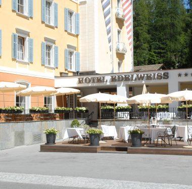 Hotel Edelweiss | Edelweissstrasse