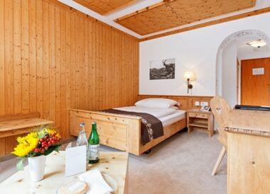 Hotel Edelweiss | Einzelzimmer Deluxe