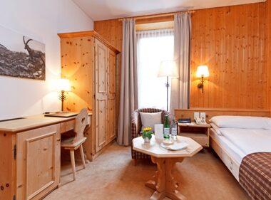 Hotel Edelweiss | Einzelzimmer Standard