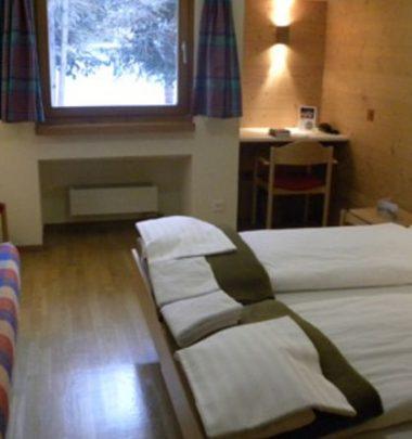 Hotel Silserhof | Einzelzimmer