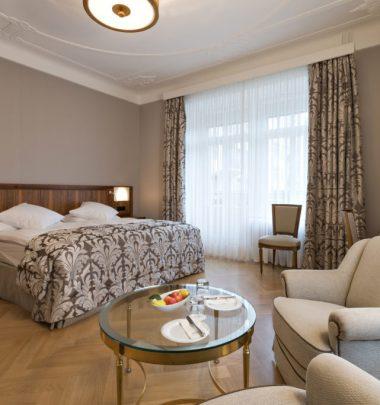 Hotel Waldhaus Sils | Doppelzimmer Best