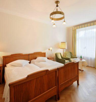 Hotel Waldhaus Sils | Doppelzimmer Standard
