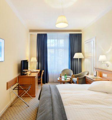 Hotel Waldhaus Sils | Doppelzimmer Klein