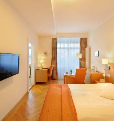 Hotel Waldhaus Sils | Einzelzimmer Best