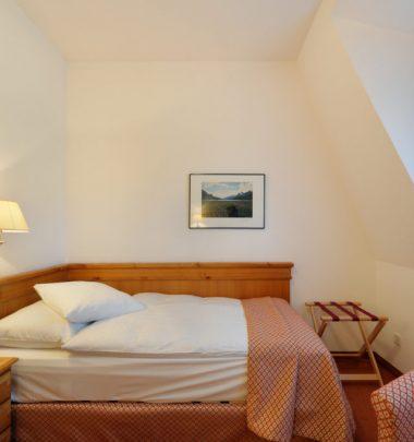 Hotel Waldhaus Sils | Einzelzimmer Klein