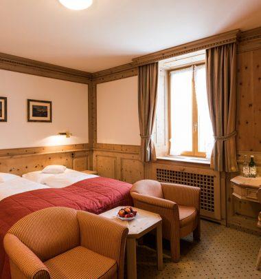 Parkhotel Margna | Doppelzimmer Standard