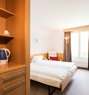 Hotel Chesa Sarita (by Margna) | Doppelzimmer Standard